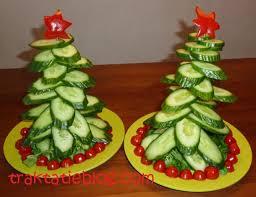 komkommer-kerstboom